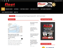 Tablet Preview of fleet.ie